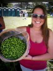 bushel of hops
