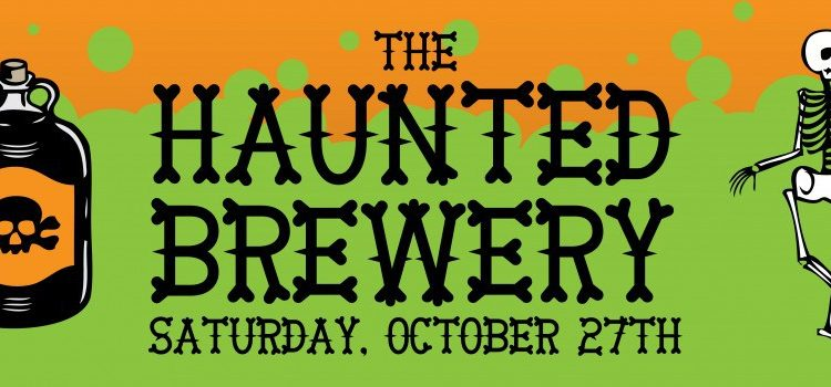 Custom BrewCrafters Haunted Brewery